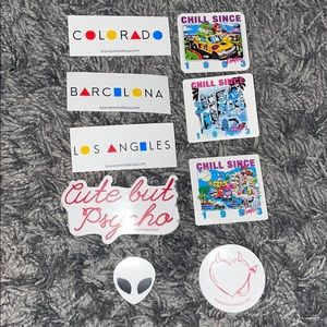 brandy stickers:)